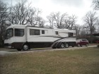 1999 Holiday Rambler Navigator 42 in Colbert, OK