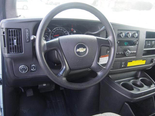 Chevy Dealer Blairsville Pa >> 2009 Chevrolet Express Cutaway Work Van, Blairsville PA ...