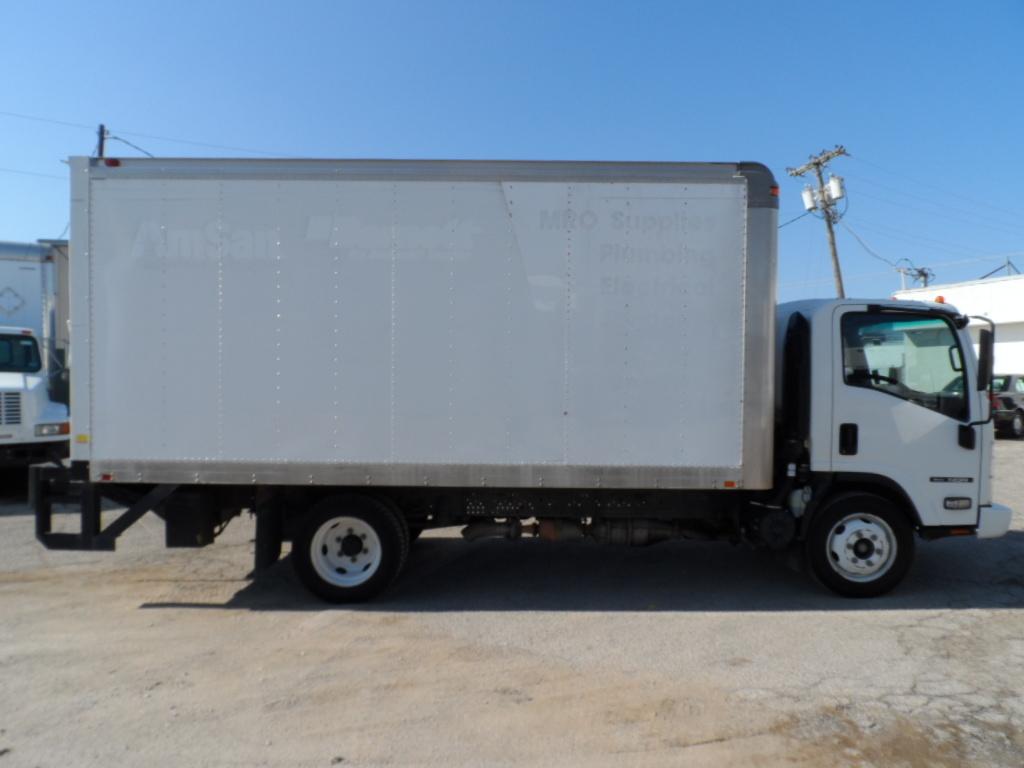 moving van straight truck sales