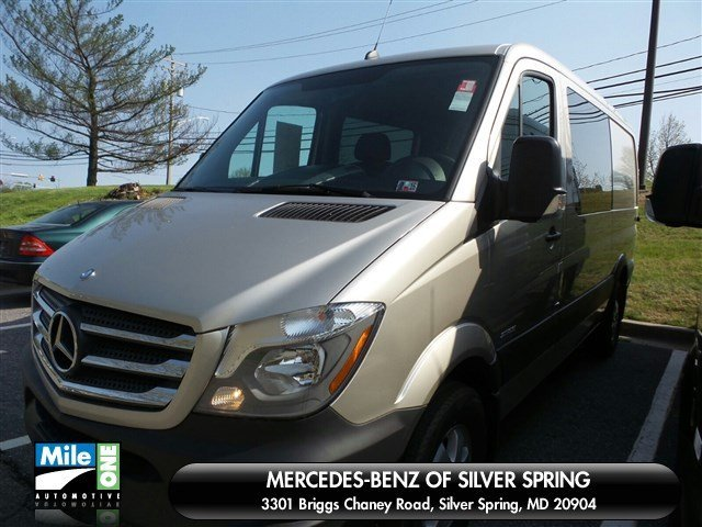 2015 mercedes benz sprinter 2500 144 high roof 144 wb silver spring md 114673190. Black Bedroom Furniture Sets. Home Design Ideas