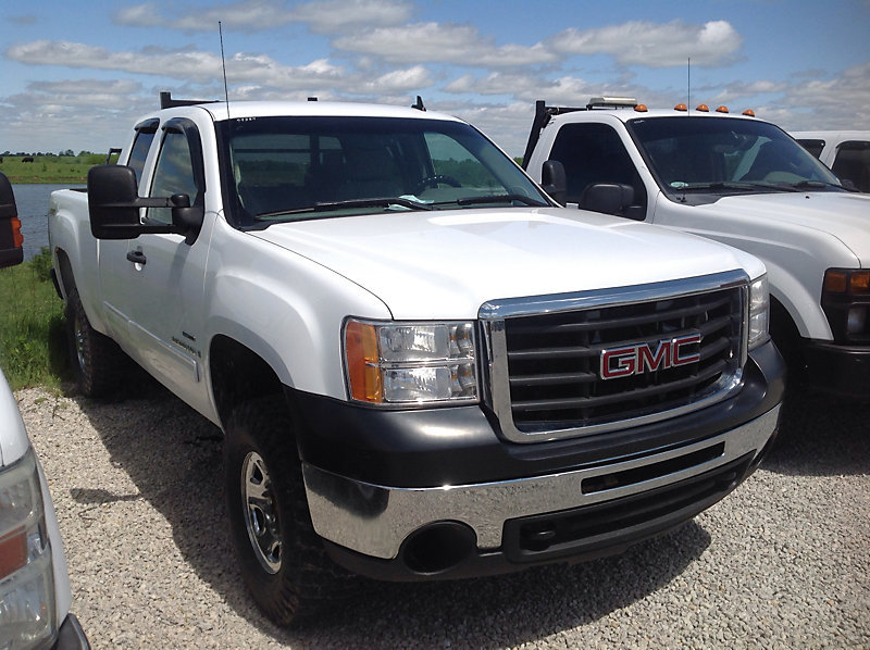 2008 Chevrolet K2500hd 4x4, Kansas City MO - 114721565 ...