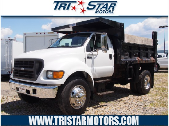 2002 Ford F650 Blairsville Pa 115363775
