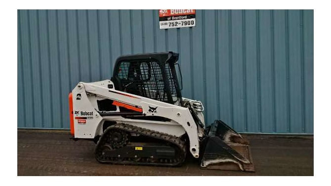 Bobcat Of Brantford >> 2015 Bobcat T450 Skid-Steer Loaders, Brantford ON - Bobcatused.com
