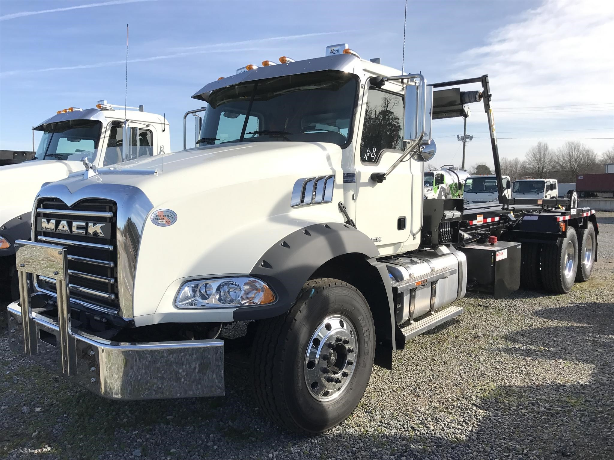 New Inventory | Medium & Heavy Duty Trucks For Sale in VA