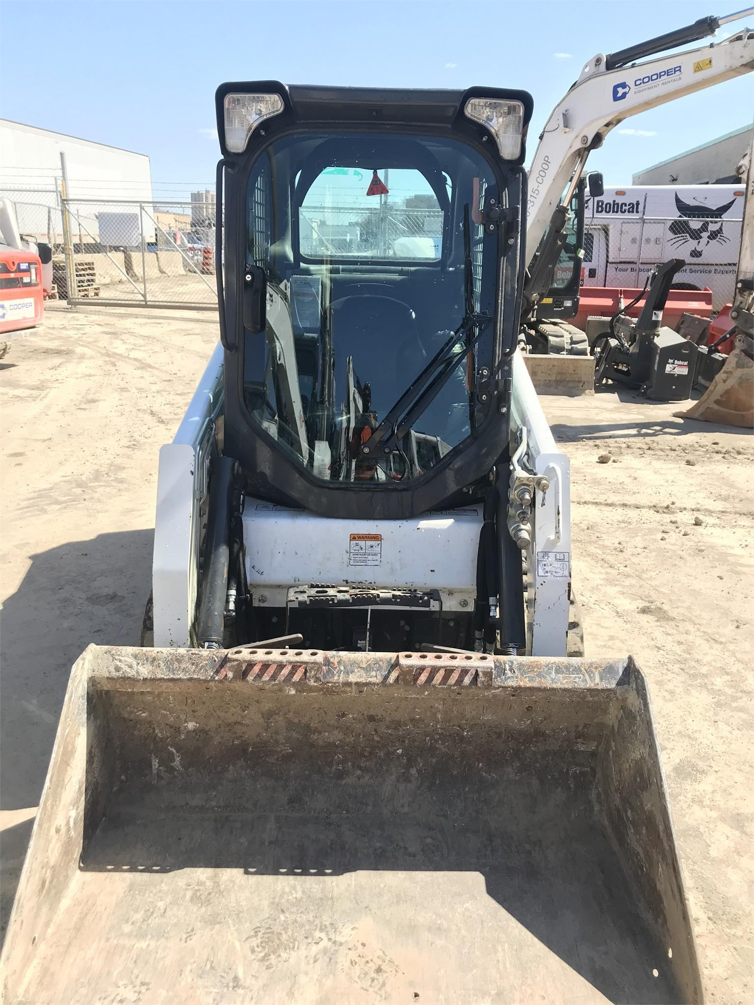 Rent this 2015 BOBCAT T450 in Brampton, ON