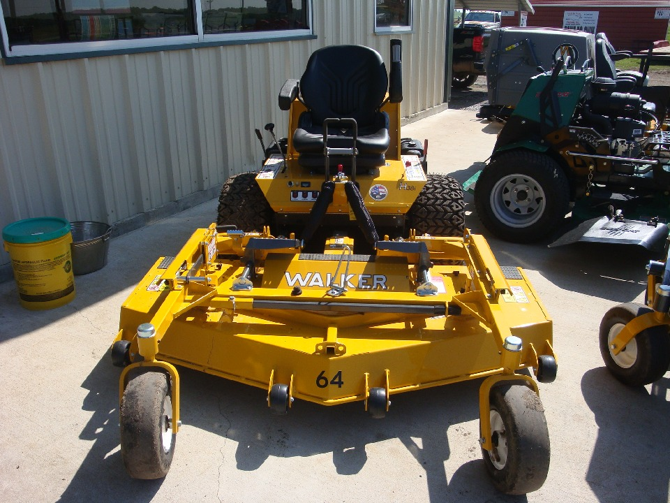 New, 2018, WALKER, MH37i/W,POWER TILT DECK, ZT mowers