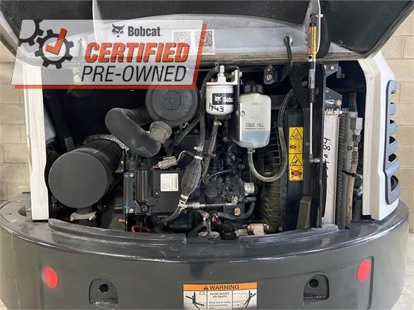 Used 2017 BOBCAT E32i in Brampton, ON