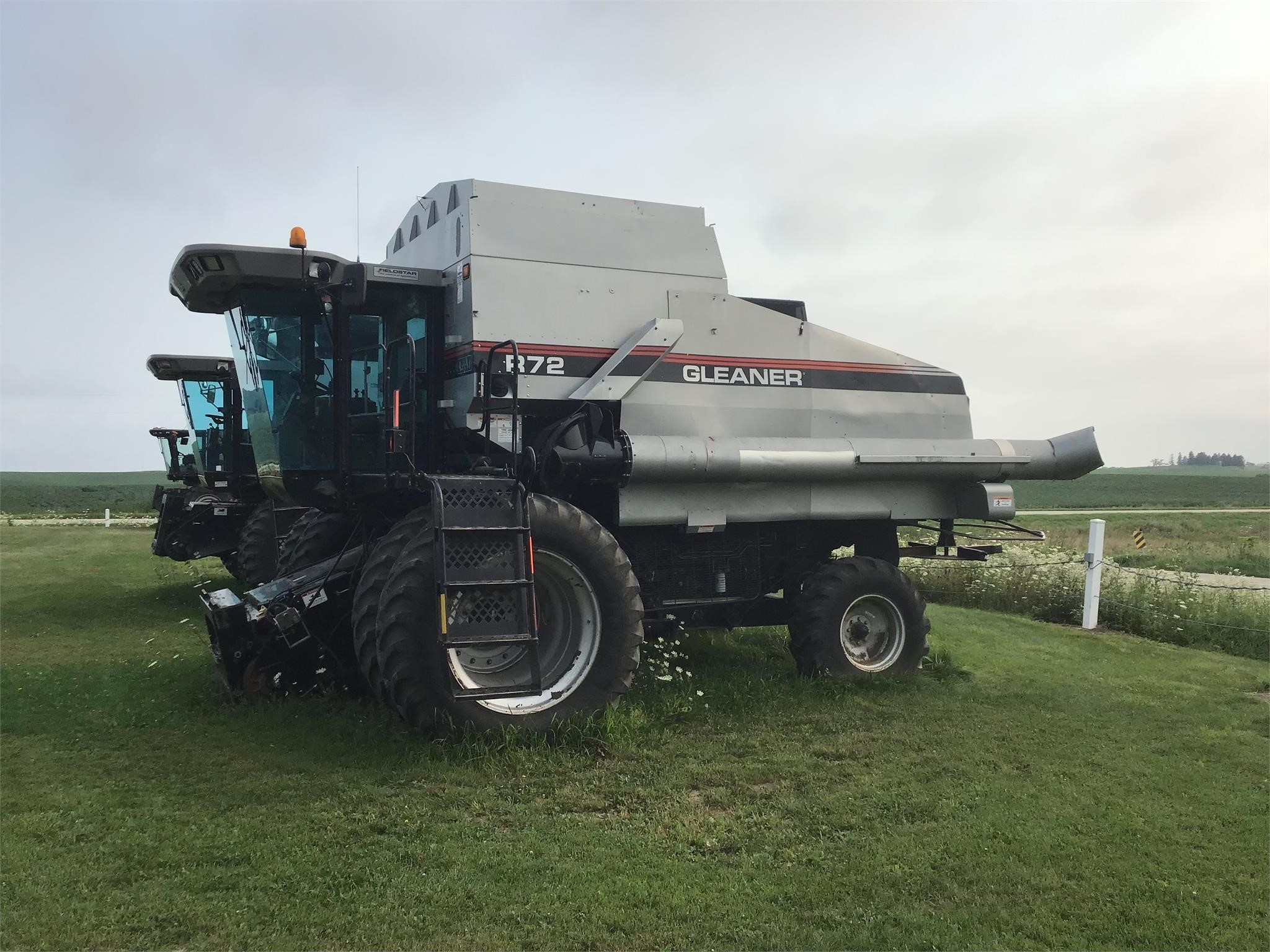 Used, 2002, GLEANER, R72, Harvesters - Combines