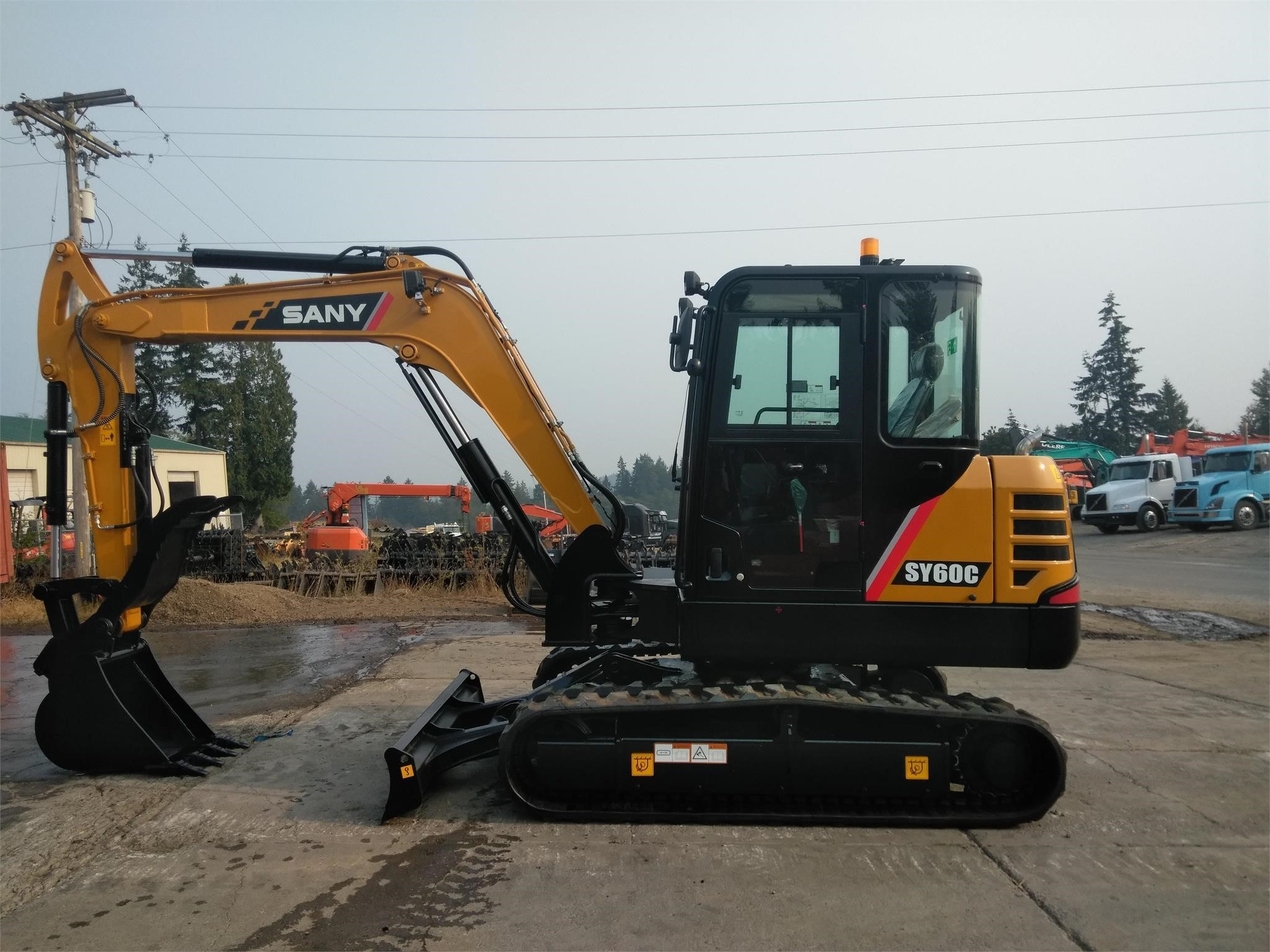 New Excavators Tractors Farm Equipment Wa Dealer
