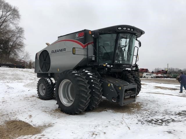 Used, 2015, GLEANER, S68, Harvesters - Combines