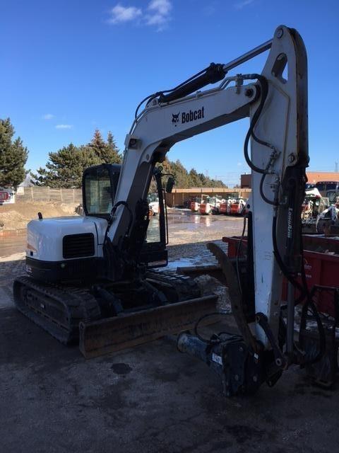 Bobcat Equipment Rentals Barrie Simcoe County