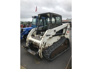 Used Bobcat Compact track Loaders For Sale