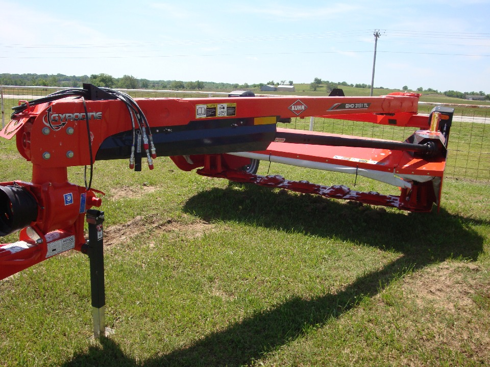 New, 2019, KUHN, GMD3151 TL, Hay Mowers