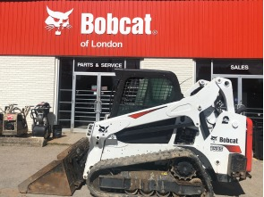 Used Bobcat Track Loaders For Sale in Canada