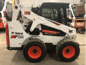 2015 Bobcat Skid-Steer Loaders S650