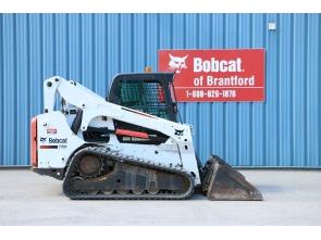 Bobcat Of Brantford >> Used Bobcat Compact Track Loaders For Sale In Brantford Ontario
