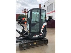 2018 Bobcat Excavators E32 25 HP