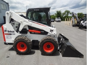 2016 Bobcat Skid-Steer Loaders S650 Skid-Steer, Only 1238 Hours, High Flow,  Heat & AC, Std  Bobcat Controls, Excellent Condition
