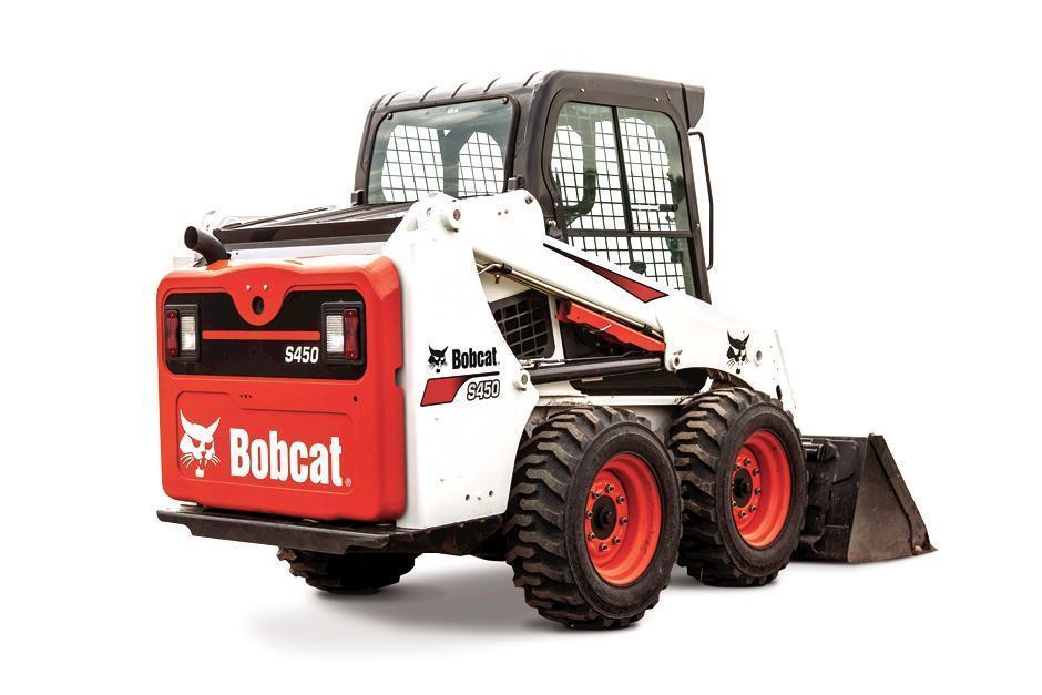 Other, 2020, Bobcat, S450, Loaders