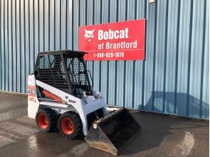 Bobcat Of Brantford >> 2003 Bobcat Skid Steer Loaders 463