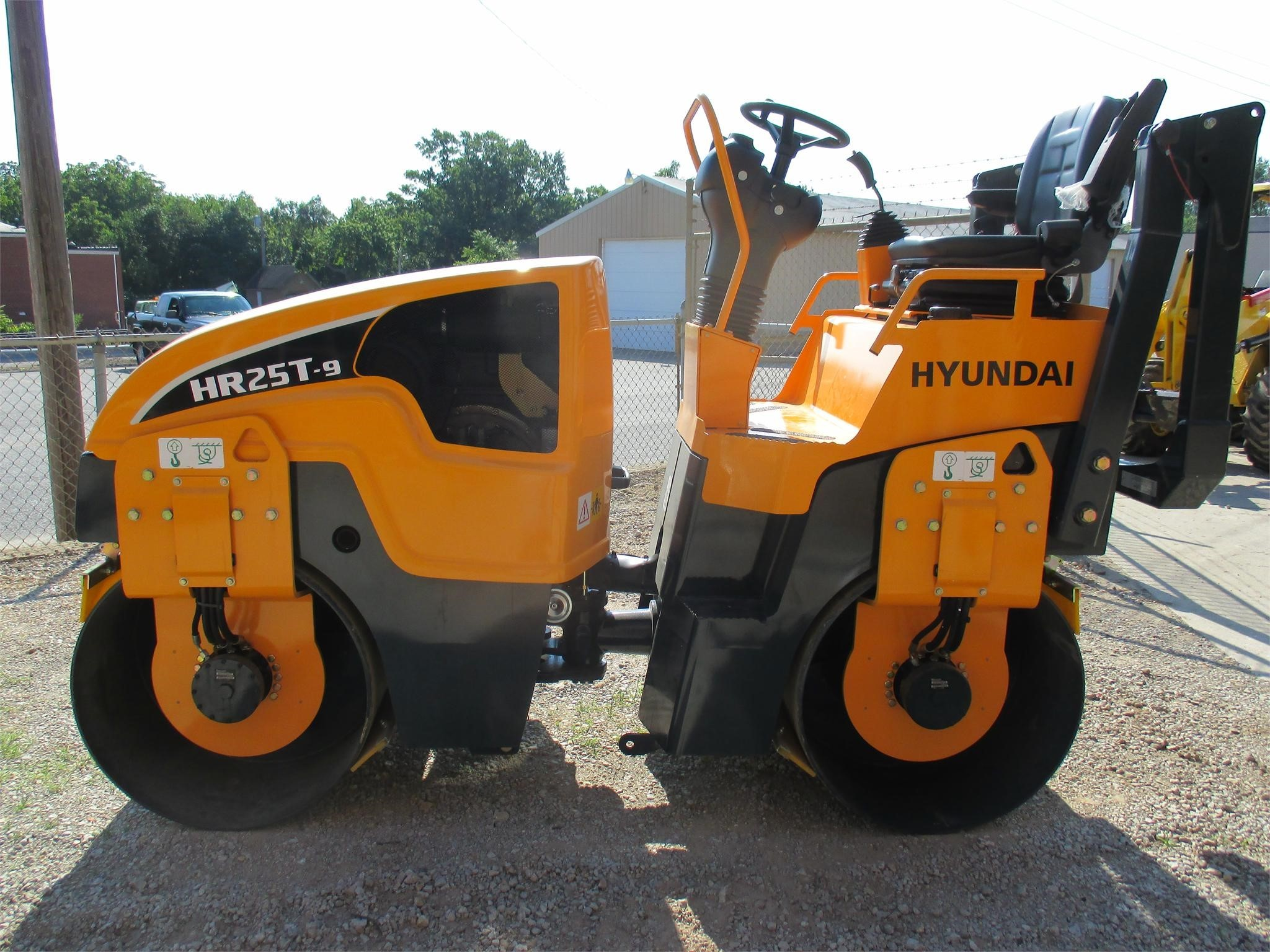 New, 2016, HYUNDAI, HR25T-9, Compactors - Smooth Drum