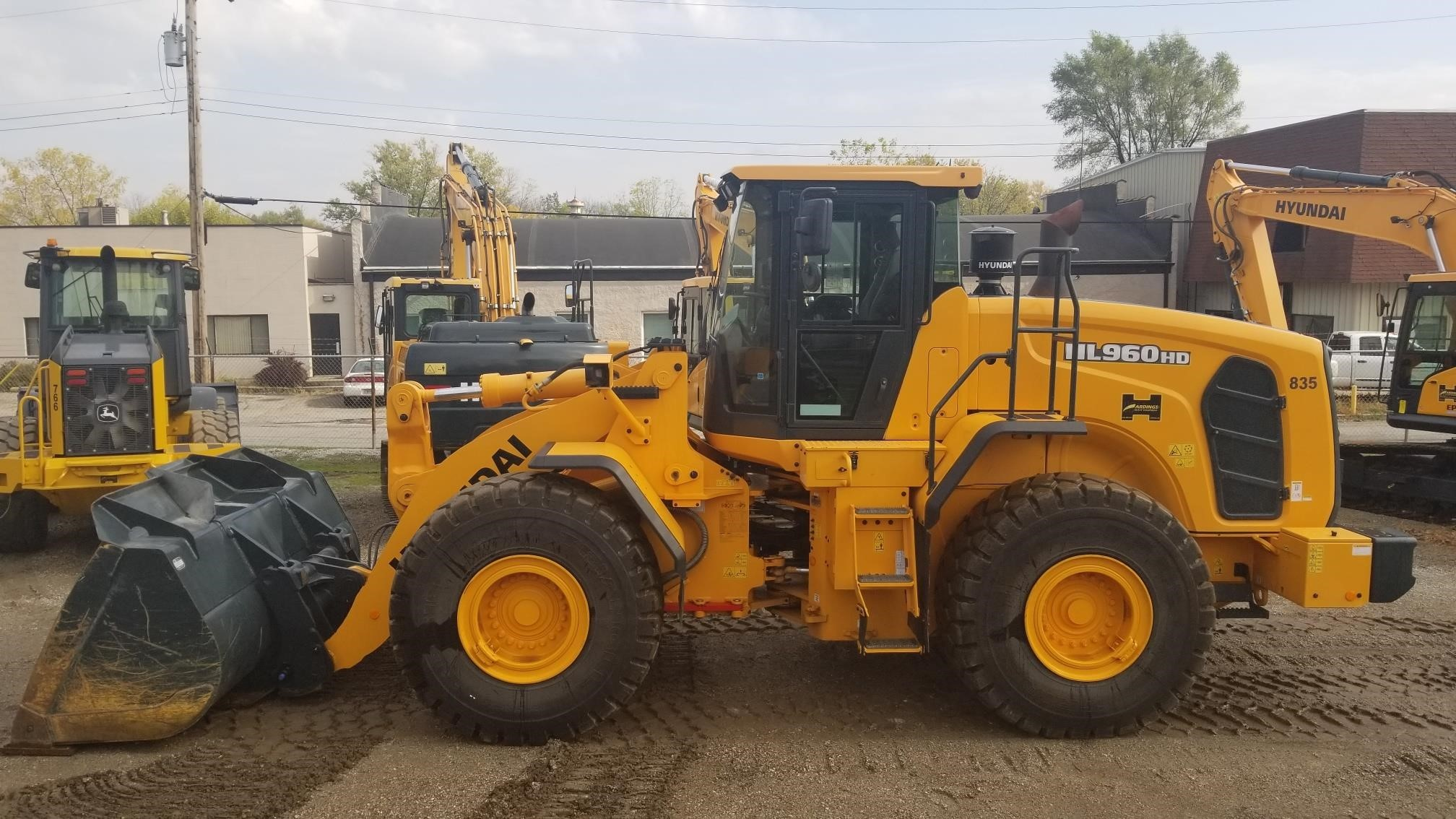 Used, 2018, HYUNDAI, HL960HD, Wheel Loaders