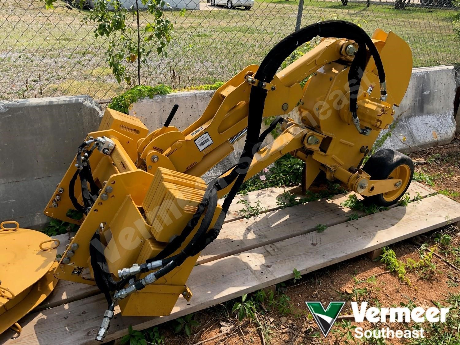 Used, 2017, VERMEER, VP550, Cable Plow, Vibratory