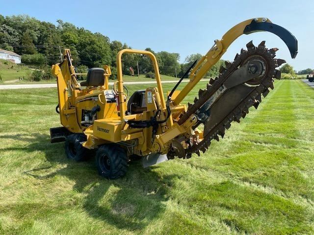 Used, 2015, VERMEER, RTX450, Trenchers