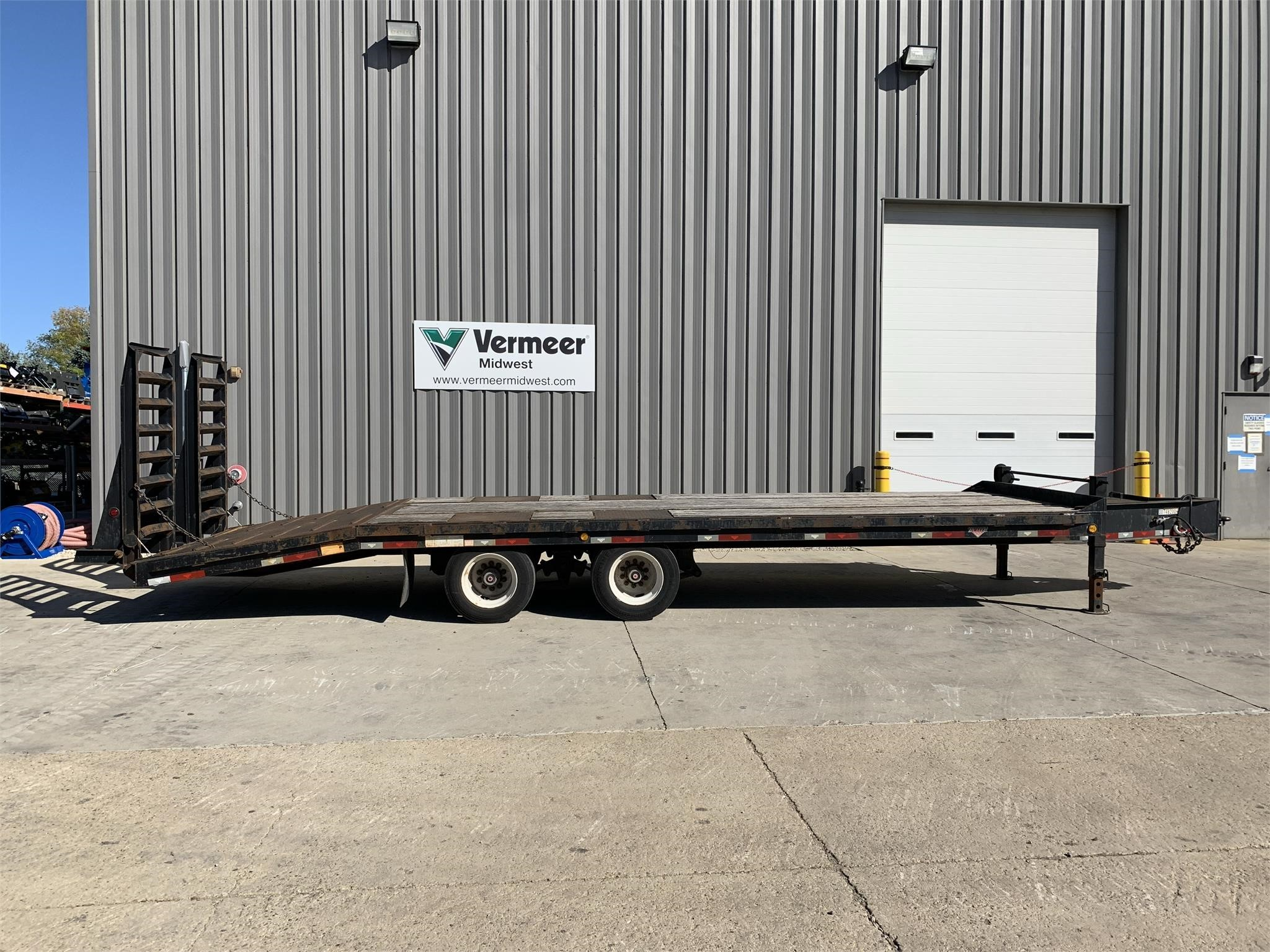 Used, 2012, BUTLER, B4027, Trailers - Utility / Light Duty Trailers - Equipment Trailers - Flatbed