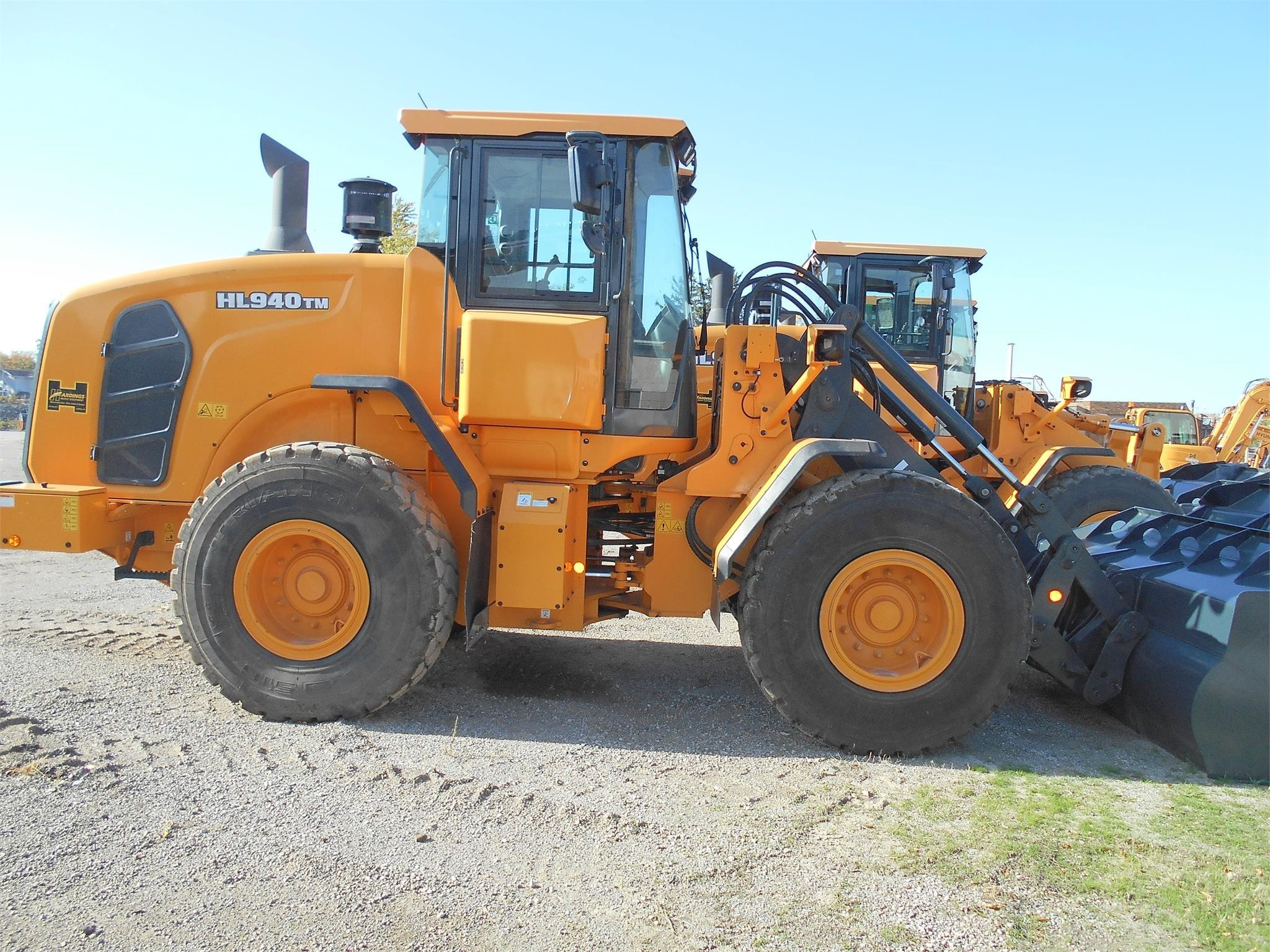 New, 2019, HYUNDAI, HL940TM, Wheel Loaders