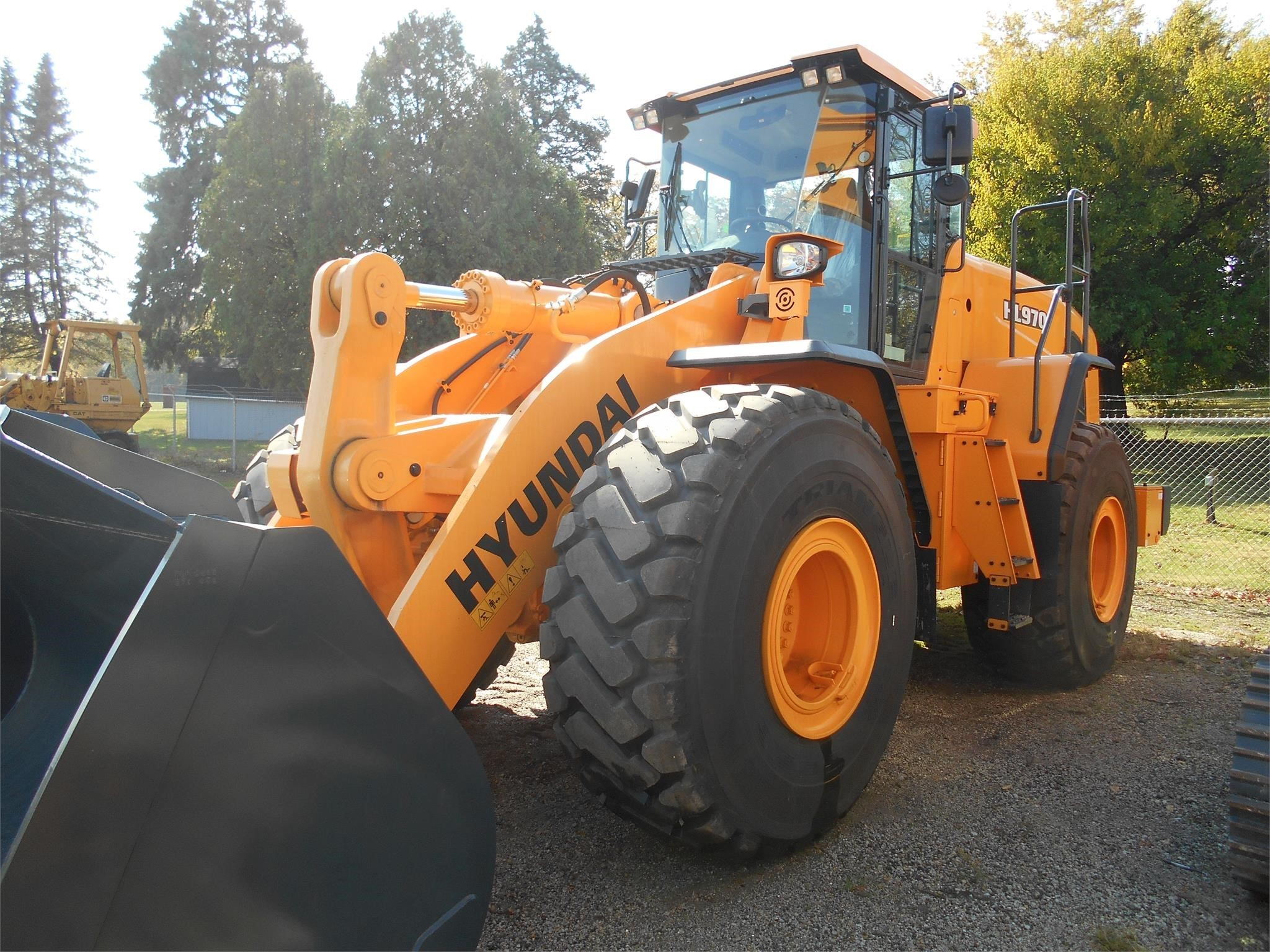 New, 2020, HYUNDAI, HL970, Wheel Loaders