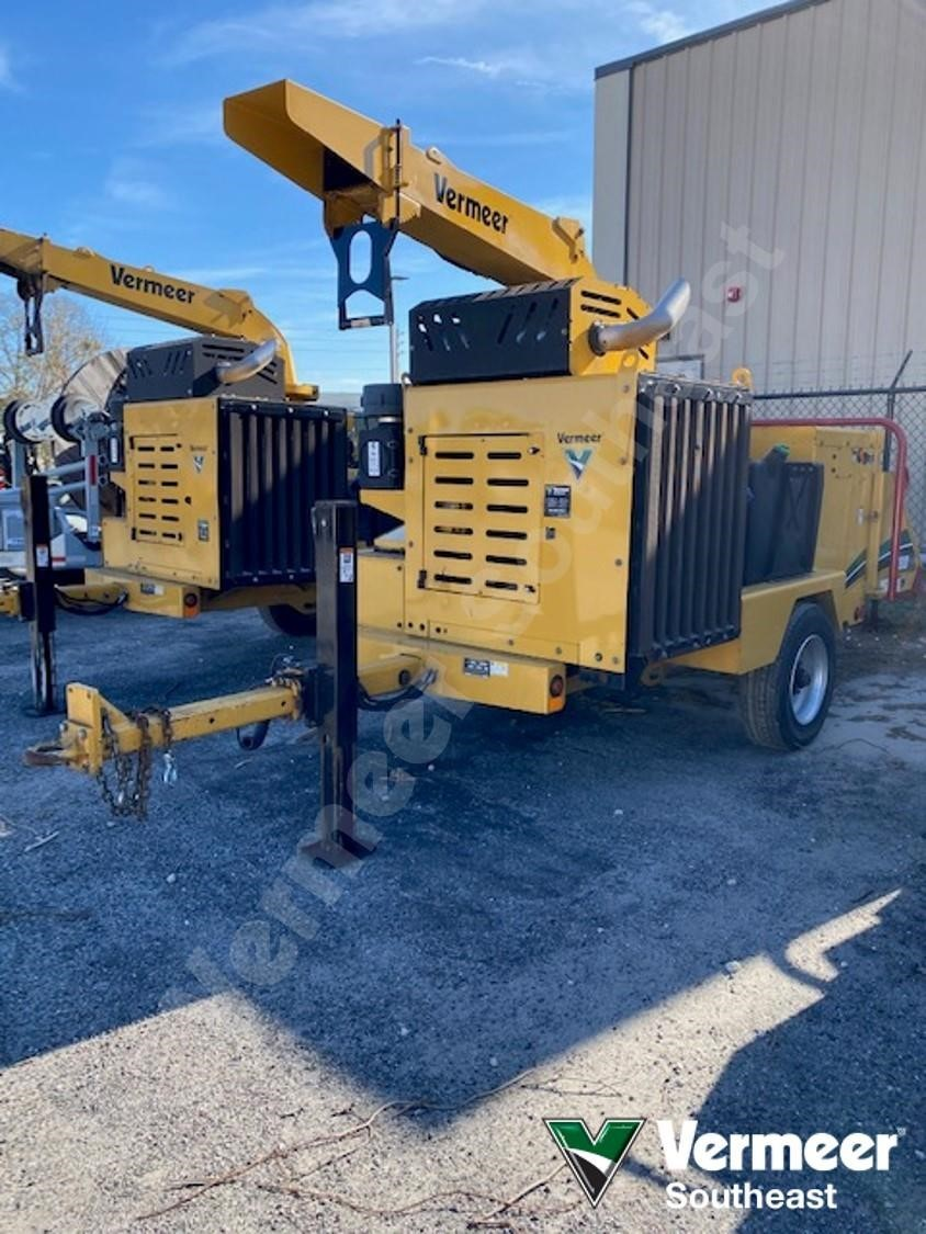 Used, 2017, VERMEER, BC1800XL, Forestry Equipment - Wood Chippers - Towable