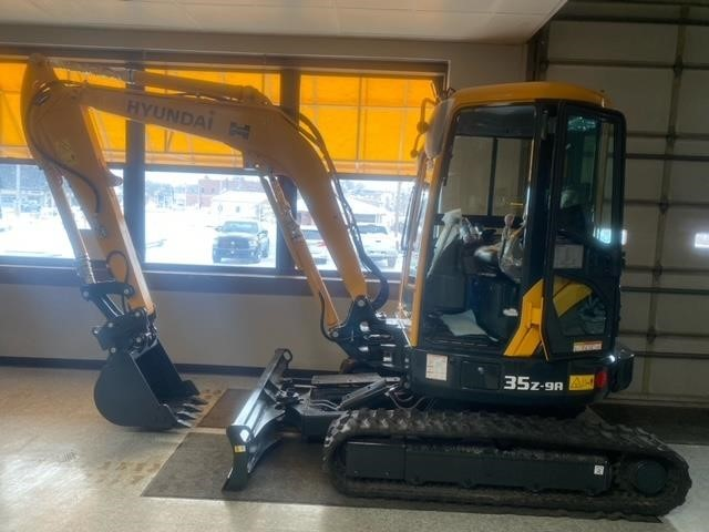 New, 2021, HYUNDAI, R35Z-9A, Excavators - Mini (up to 12,000 lbs)