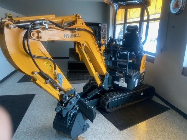 New, 2021, HYUNDAI, ROBEX 17Z-9A, Excavators - Mini (up to 12,000 lbs)
