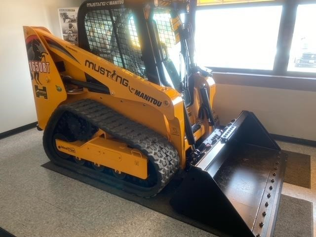 New, 2021, MUSTANG, 1650RT, Skid Steers - Track