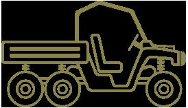 UTV/Utility ATVs for Sale